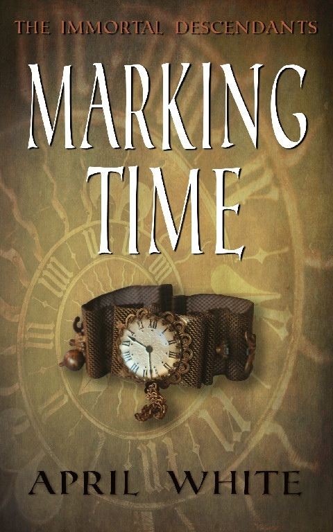 Marking Time Book Cover